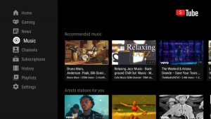 smarttubenext ad free youtube menu