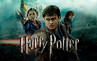 watch harry potter