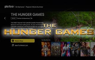 watch hunger games online