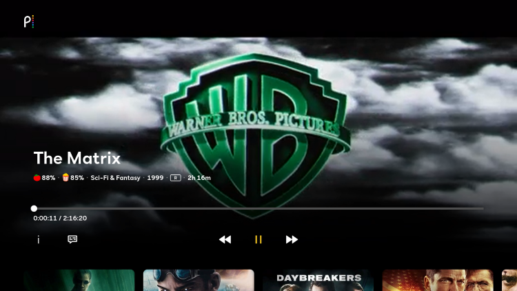 You can now watch The Matrix online free. Enjoy!