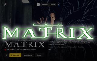 watch the matrix online free