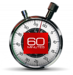 what time is 60 minutes on tonight
