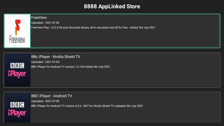 applinked store 8888