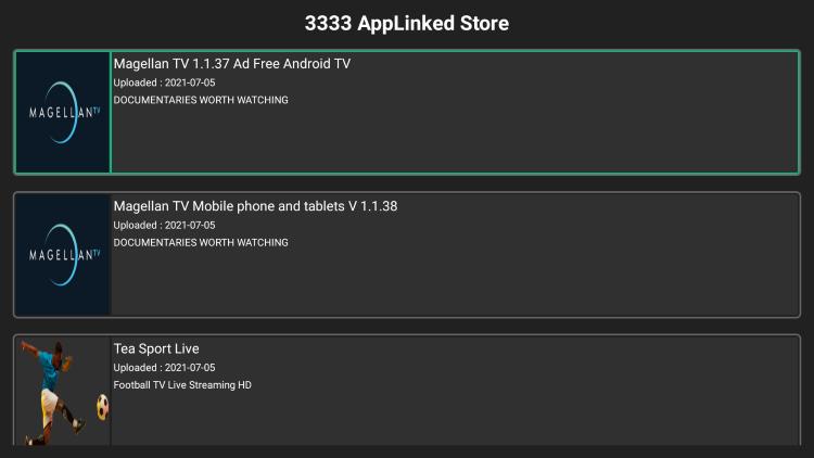 applinked store 3333