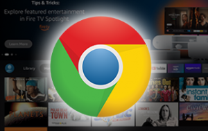 google chrome apk on firestick
