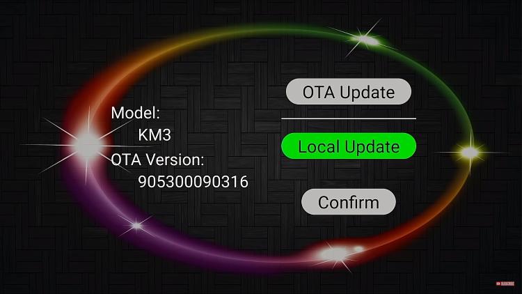 click local update