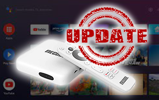update android tv