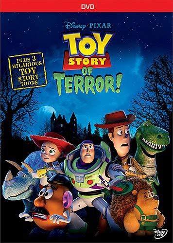 toy story of terror movie