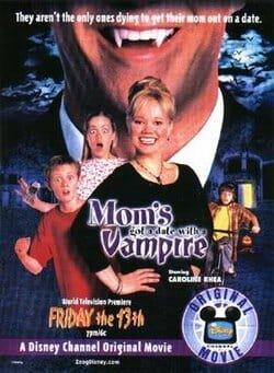 mom's got a date with a vampire disney movie