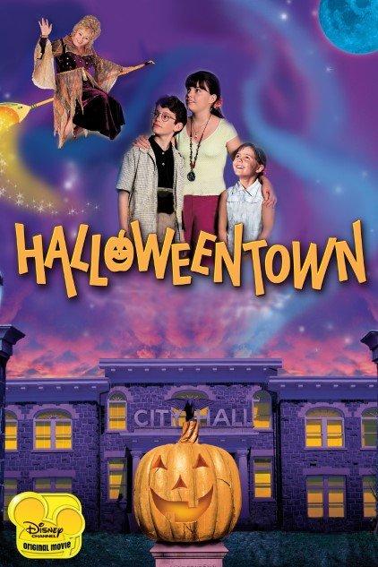 disney halloween movies halloweentown