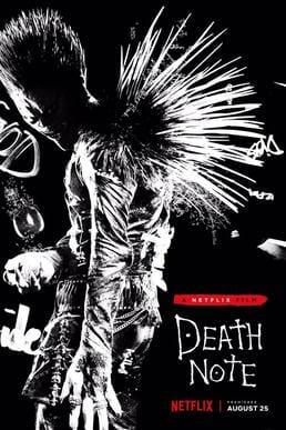 death note movie netflix