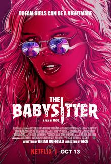 the babysitter halloween movies on netflix