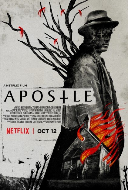 apostle movie netflix