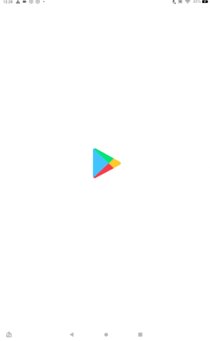google play store on fire tablet will install