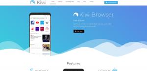 kiwi browser website