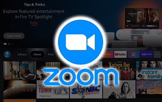 zoom on fire tv