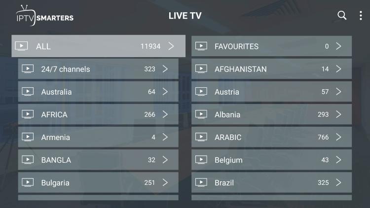 bestbuy iptv channels