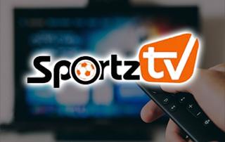 sportz tv not working