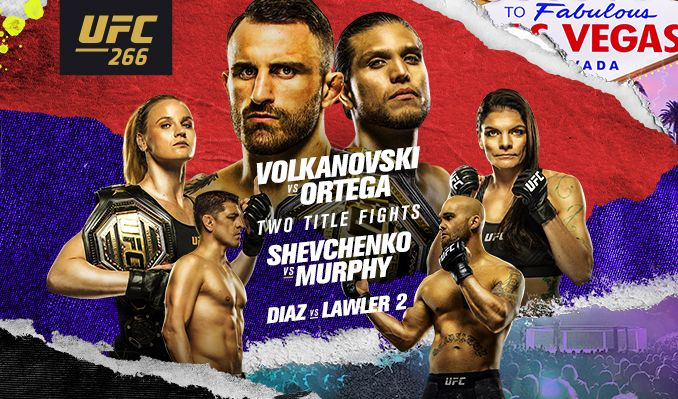stream ufc 266 - Volkanovski vs Ortega