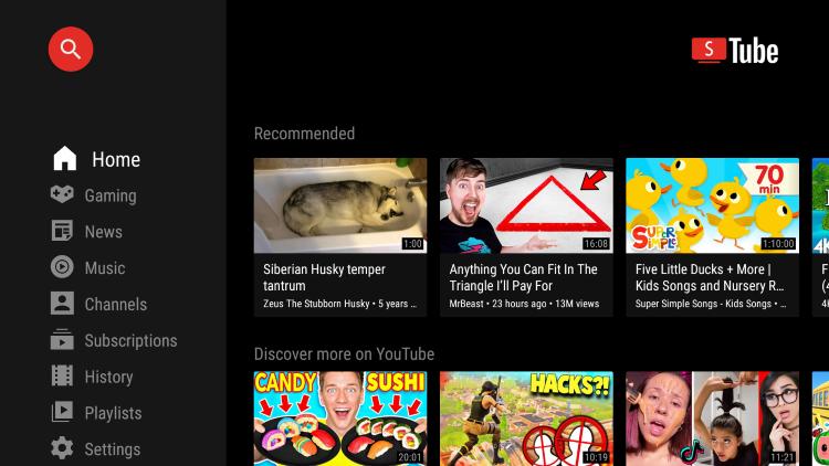 smarttubenext ad free youtube