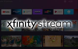 xfinity stream on android tv