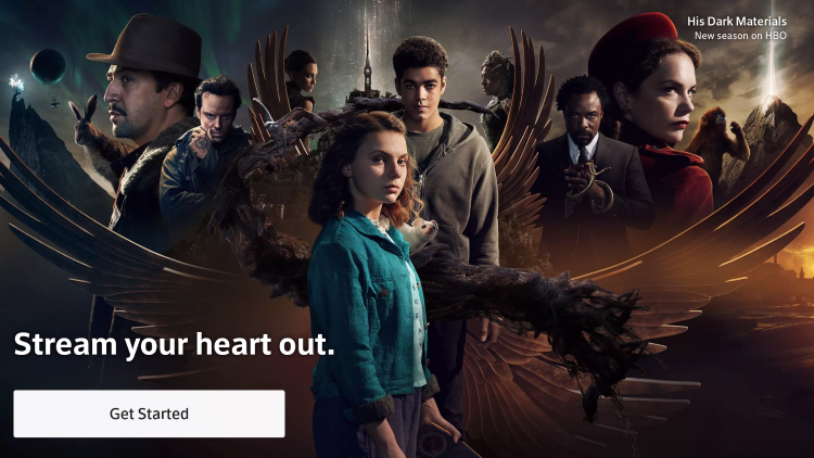 sign into xfinity stream on android tv