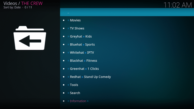 That's how you use Kodi to install an addon.