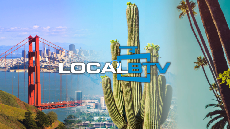 Wait a few seconds for the LocalBTV app to launch.