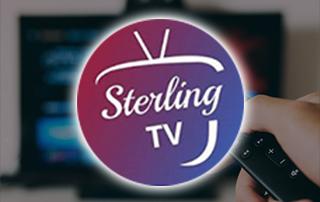 sterling tv