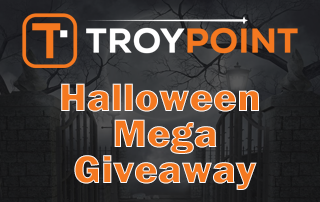 TROYPOINT Halloween Giveaway