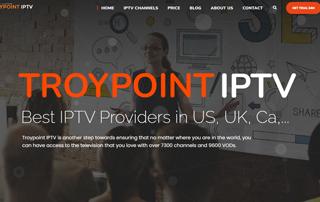 TROYPOINT IPTV Service