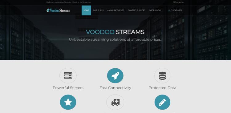 voodoo website